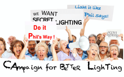Campaign for better lighting